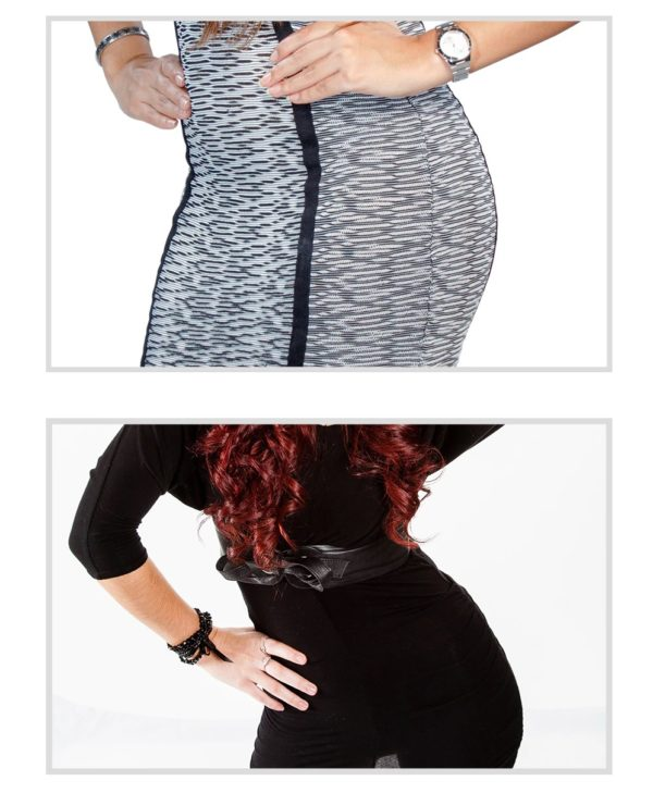 Effects - Silicone Hip Padding