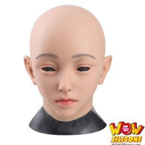 Emily Silicone Female Mask
