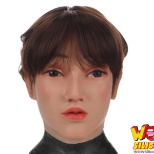 Realistic Female Silicone Mask