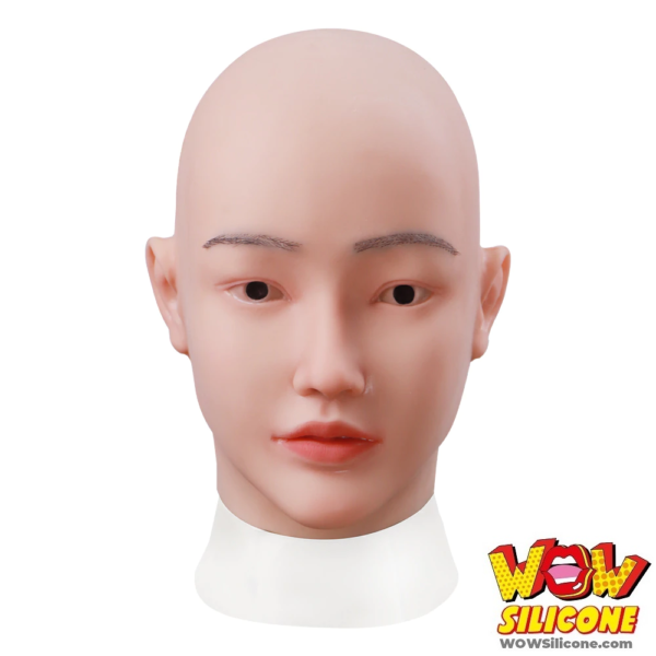 Sophisticated Sophie Female Silicone Mask