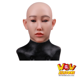 Pretty Realistic Silicone Female Mask